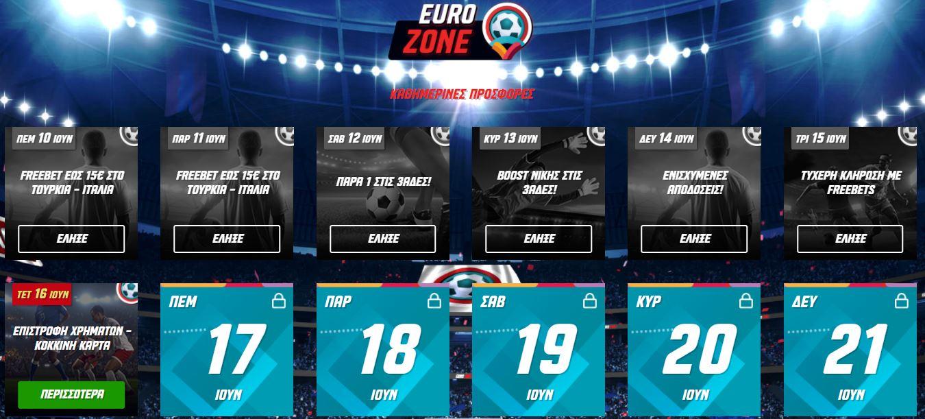 Ημερολόγιο Euro