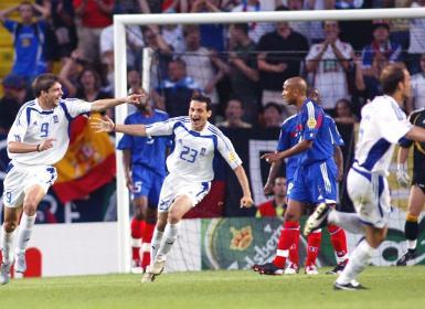 ΕΛΛΑΔΑ ΓΑΛΛΙΑ EURO 2004